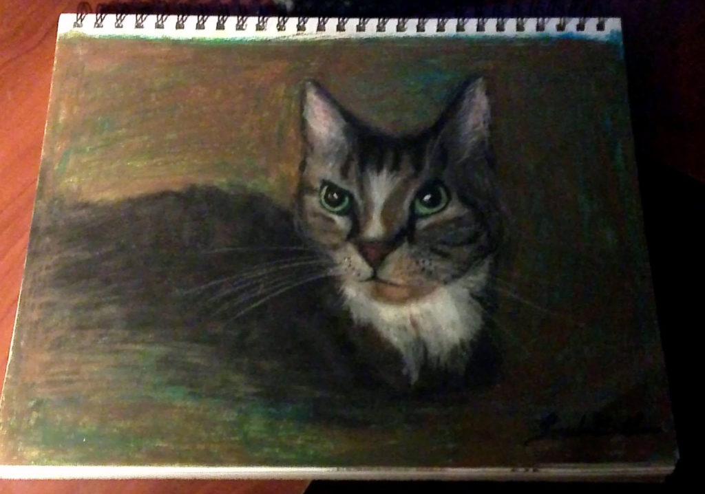 Cat Creampuff