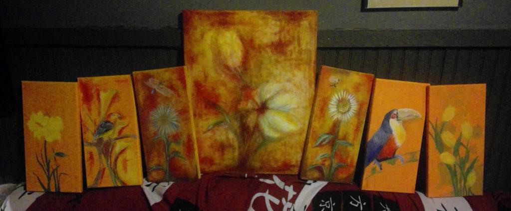 Flower Set 2